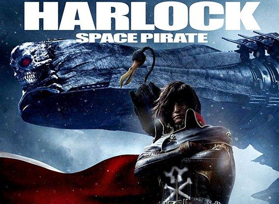 vente chaude pas cher texture nette meilleure qualité Space Pirate Captain Harlock TV Show - Season 1 Episodes ...