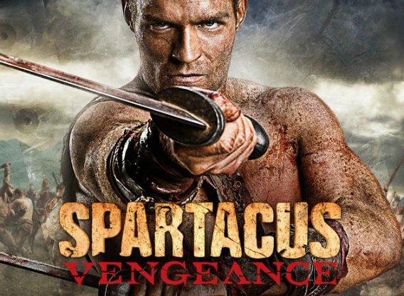 Spartacus Vengeance Stream
