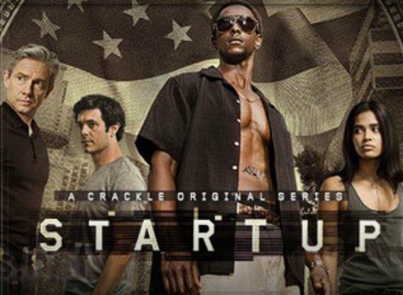 Image result for startup tv show