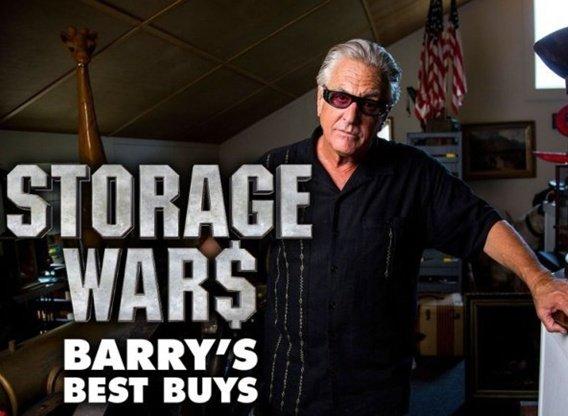 Storage Wars Barry S Best
