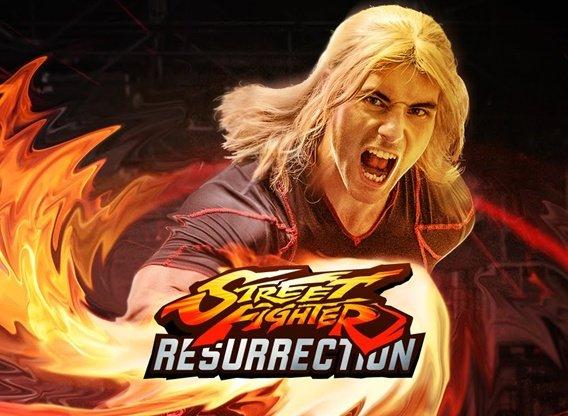 Street Fighter Resurrection Tv Show Season 1 Episodes List Next Episode