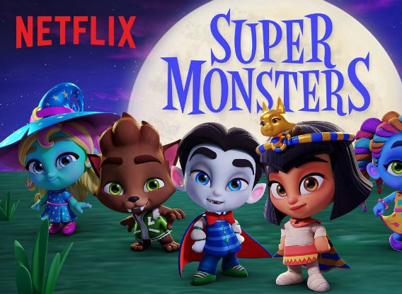 Image result for super monsters