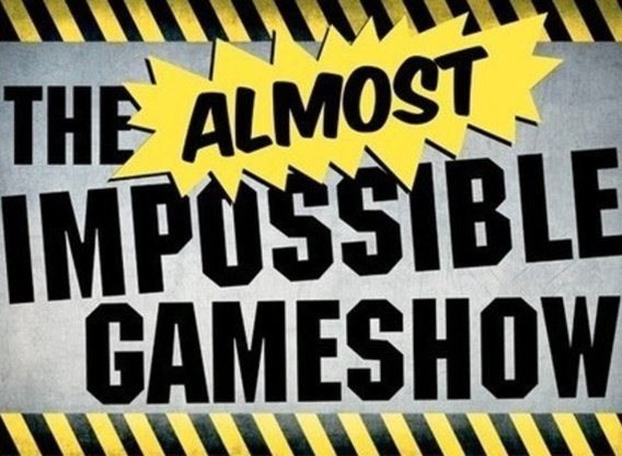 the almost impossible gameshow episode 1