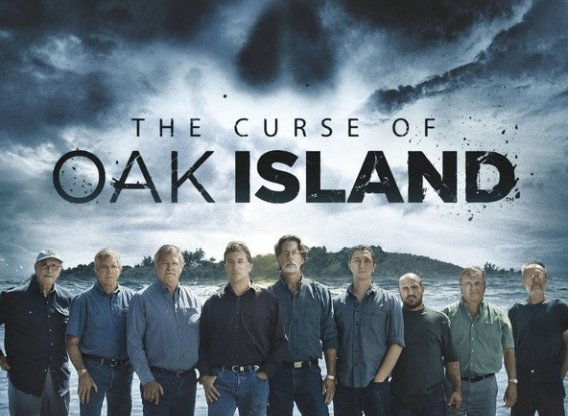 The Curse of Oak Island TV Show Air Dates & Track Episodes