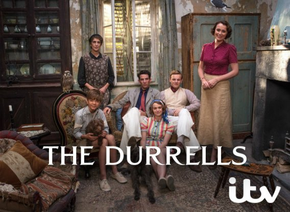 the durrells saison 3