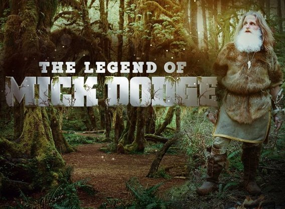 The Legend of Mick Dodge - Next Episode