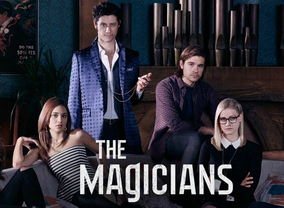 Image result for the magicians tv show