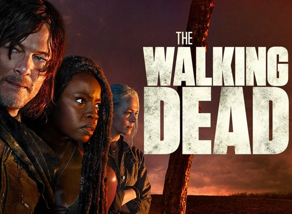 The Walking Dead TV Show Air Dates & Track Episodes - Next