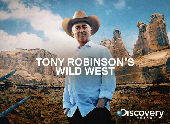 Tony Robinson's Wild West TV Show - Season 1 Episodes List - Next