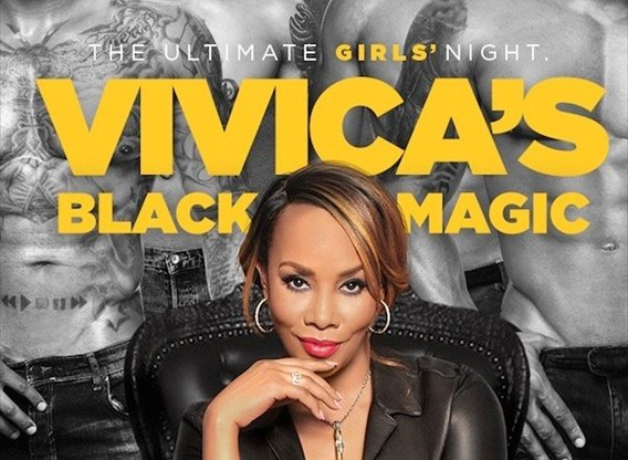 Vivica's Black Magic