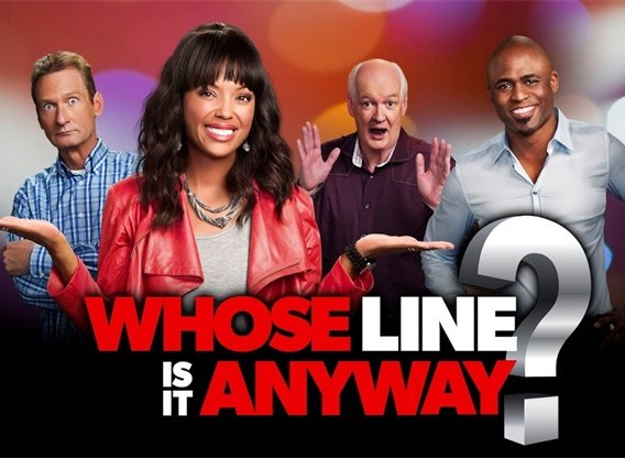 Whose Line Is It Anyway? TV Show Air Dates & Track Episodes - Next Episode