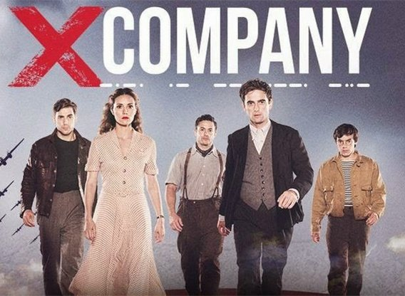 X Company Tv Series