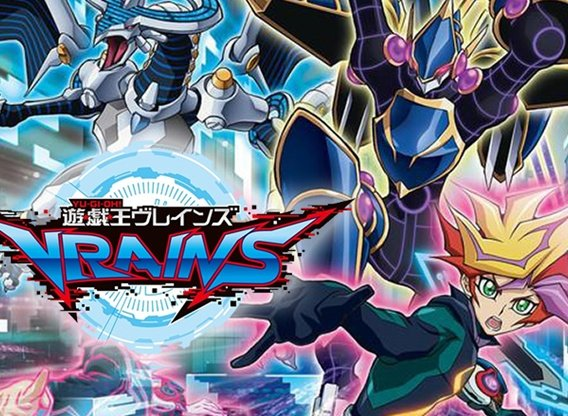 Yu-Gi-Oh! VRAINS TV Show Air Dates & Track Episodes - Next Episode